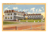 Windsor Hotel, Cape May, New Jersey Prints