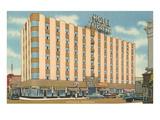 Hotel Florence, Missoula, Montana Prints