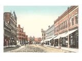 Front Street, Missoula, Montana Prints