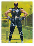 Extragalactic Mexican Wrestler Posters