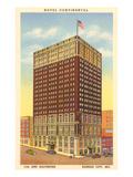 Hotel Continental, Kansas City, Missouri Poster