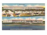 Two Views of Pentagon Prints