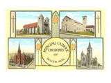Catholic Churches, Duluth, Minnesota Prints