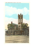 Presbyterian Church, Flint, Michigan Print