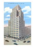 Mart Building, St. Louis, Missouri Posters