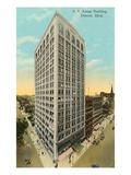 S.S. Kresge Building, Detroit, Michigan Prints