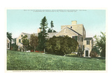 Governor Wentworth House, Portsmouth, New Hampshire Prints