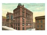 Exchange Building, Kansas City, Missouri Poster