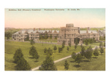 Washington University, St. Louis Print