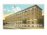 Buick Motor Company, Flint, Michigan Posters
