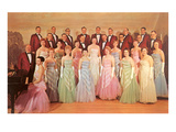 Pastel Chorale Prints