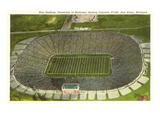 University Stadium, Ann Arbor, Michigan Prints