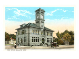 Post Office, Mankato, Minnesota Prints