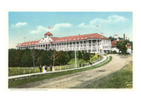 Grand Hotel, Mackinac Island, Michigan Print