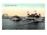 Boat Club, Duluth, Minnesota Prints