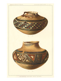 Hopi Pots from Sikyatki Prints