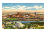 Ford Plant, Dearborn, Michigan Prints