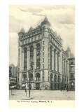 Prudential Building, Newark, New Jersey Posters