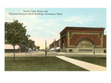 National Farmers Bank, Owatonna, Minnesota Prints