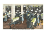 Kellogg Packing Room, Battle Creek, Michigan Posters