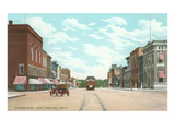 Congress Street, Ypsilanti, Michigan Prints