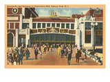 Convention Hall, Asbury Park, New Jersey Poster