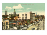 Washington Avenue, Lansing, Michigan Prints