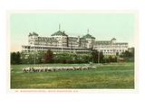 Mt. Washington Hotel, White Mountains, New Hampshire Prints