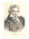 Ludwig Von Beethoven Prints