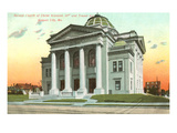 Christian Science Church, Kansas City, Missouri Posters