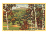 Mt. Washington, White Mountains, New Hampshire Poster