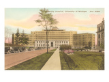 University Hospital, Ann Arbor, Michigan Prints