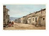 Acoma Pueblo, New Mexico Prints