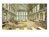 Interior, Merchants Exchange, St. Louis, Missouri Prints
