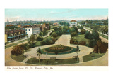 The Paseo, Kansas City, Missouri Print