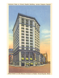 National Bank, Grand Rapids, Michigan Prints