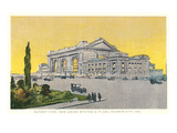 Union Station, Kansas City, Missouri Print