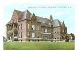 Pillsbury Hospital, Concord, New Hampshire Posters