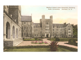 Medical School, Duke University, Durham, North Carolina Prints