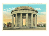 World War I Memorial, Atlantic City, New Jersey Prints