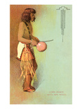 Isleta Pueblo Corn Dance Posters