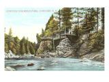 Contoocook River Park, Concord, New Hampshire Print
