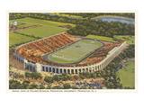 University Stadium, Princeton, New Jersey Prints