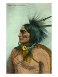 Kills Enemy, Blackfoot Indian Prints