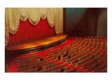 Empty Auditorium, Retro Posters