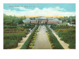Shaw's Garden, St. Louis, Missouri Prints