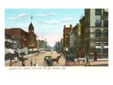 Douglas Street, Omaha, Nebraska Prints