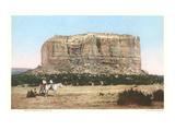 Mesa Encantada, New Mexico Prints