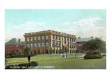 Pillsbury Hall, University of Minnesota Prints