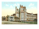 Blenheim Hotel, Atlantic City, New Jersey Prints